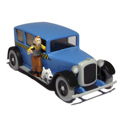 04. Le Taxi de Tintin en...