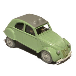06. The 2 CV of Calculus...
