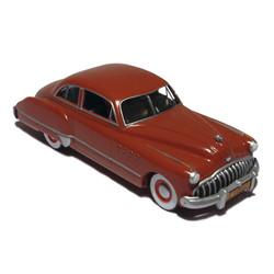 10. La Buick du professeur...