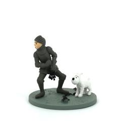Tintin in armour