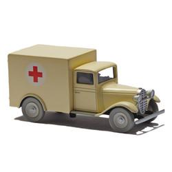 56. Ambulance of the Asylum