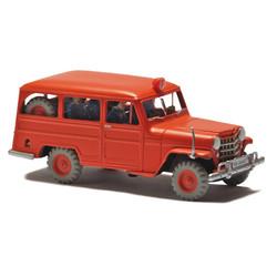 57. La Jeep des pompiers