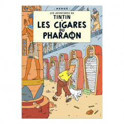 Poster - Cigars of the Pharaoh