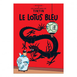 Poster - The Blue Lotus
