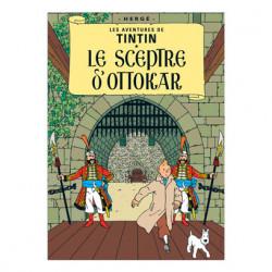 Poster – Le Sceptre d'Ottokar