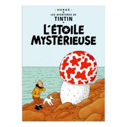 Poster – L'Étoile mystérieuse