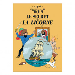 Poster - The Secret of the...