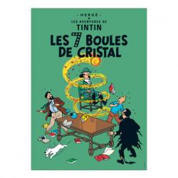 Poster – Les 7 Boules de...