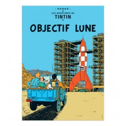 Poster – Objectif Lune