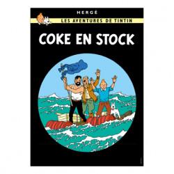 Poster – Coke en stock