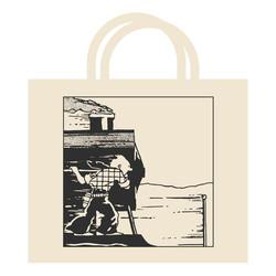 Cotton Tintin bag