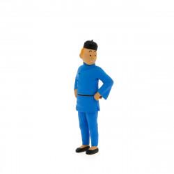 Tintin en Chine