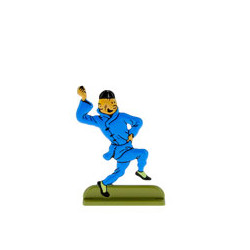 Tintin dansant