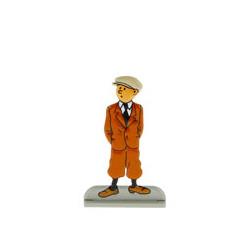 Tintin waiting