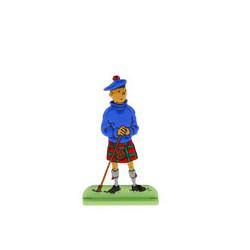 Tintin écossais