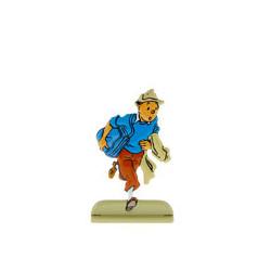 Tintin échappe