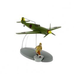 The Bordurian BF-109...