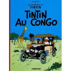 02. Tintin in the Congo