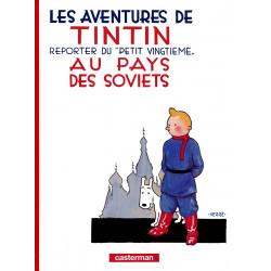 01. Tintin au pays des Soviets