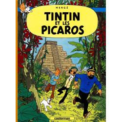23. Tintin et les Picaros