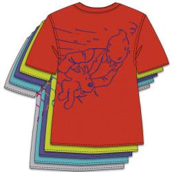 Tintin and Snowy T-shirt