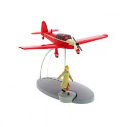 L'avion rouge des...