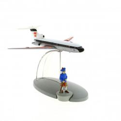 British European Airways plane