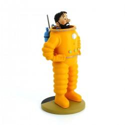 Astronaut Haddock