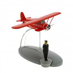 Professor Alembick's plane
