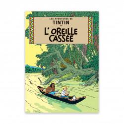 Carte Postale - L'Oreille...