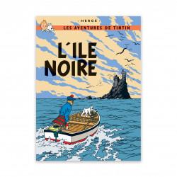 Carte Postale - L'Île Noire