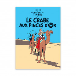 Carte Postale - Le Crabe...