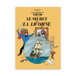 Carte Postale - Le Secret...