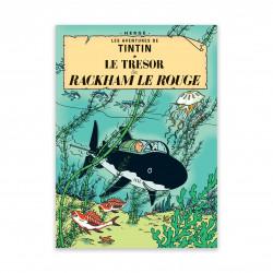 Postcard - Red Rackham's...