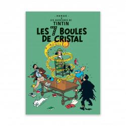 Carte Postale - Les 7...