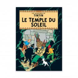 Carte Postale - Le Temple...
