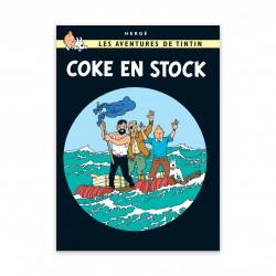 Carte Postale - Coke en stock