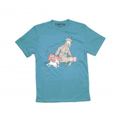 "T-Shirt Tintin ""Ils arrivent!"""