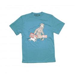"""T-Shirt Tintin """"Homecoming"""""""
