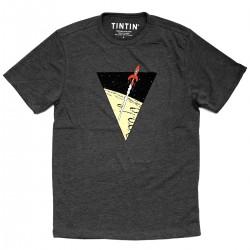 Rocket triangle t-shirt