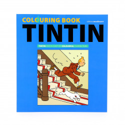 Tintin and a cast of...