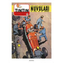 Affiche Jean Graton - Nuvolari