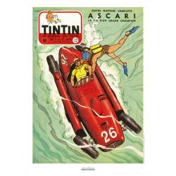 Affiche Jean Graton - Ascari