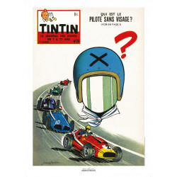 Affiche Jean Graton - Le...