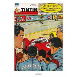 Affiche Jean Graton - Le 13...