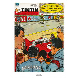 Poster Jean Graton - The 13...