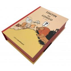 Tintin au Congo - Coffret...