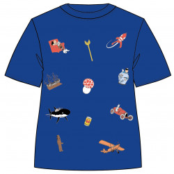 T-shirt Les Icônes