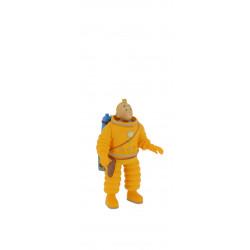 Tintin lunar suit