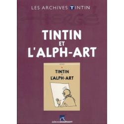 Tintin et l'Alph-Art FR